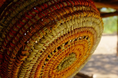 a finished basket
